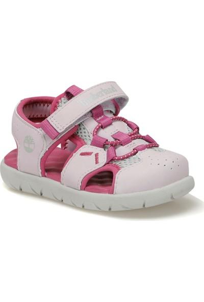 Timberland Perkıns Row Fısherman Pembe Unisex Çocuk Sandalet