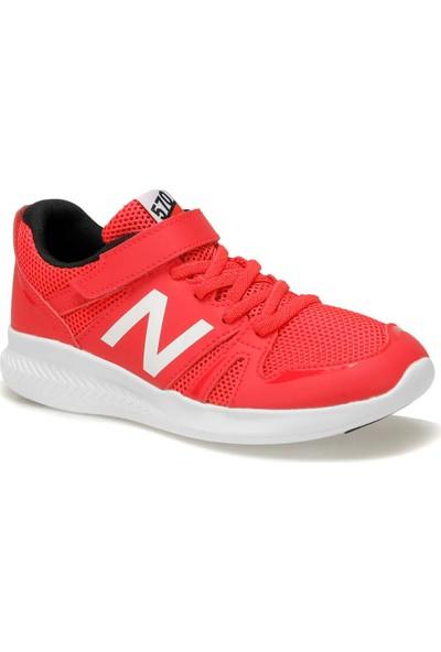 New Balance 570 Kırmızı Unisex Çocuk Sneaker Ayakkabı