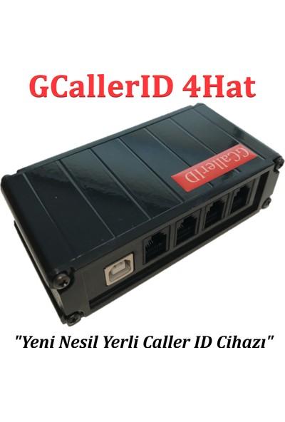 Gcallerid 4hat - Arayan Numarayı Gösteren Caller Id Cihazı