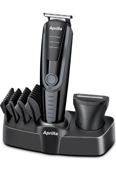Aprilla AHC-5018 2 In 1 Standlı Şarjlı Erkek Bakım Seti Tıraş Makinesi