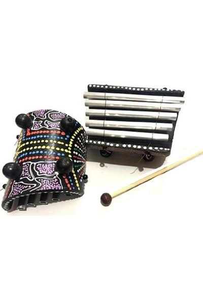 Piramigo Bambu Ksilofon - Bamboo Xylophone