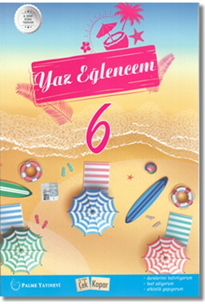 Palme 6. Sınıf Yaz Tatil Eğlencem