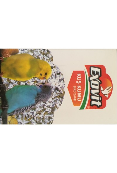 Exovit Kuş Kumu 200 gr