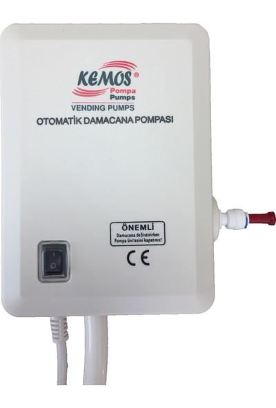 Kemos Electrolux Flojet Buzdolabı, Sebil ve Su Pompası (Bottled Water Dispensing System)