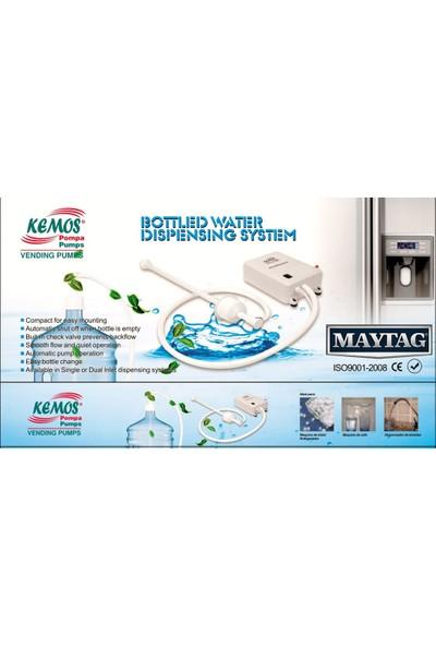 Kemos Maytag Flojet Buzdolabı ve Sebil Pompası