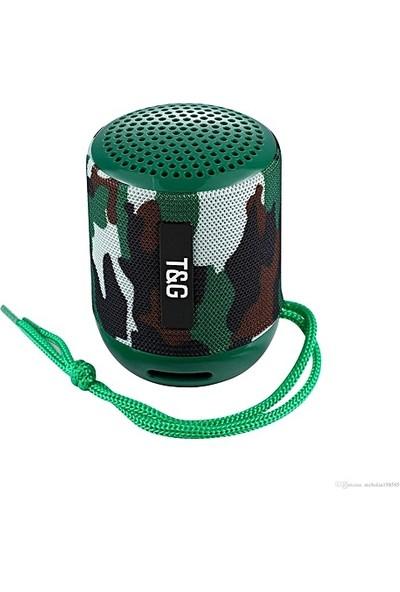 T&g 129 Kablosuz Bluetooth Hoparlör Fm Radyolu Ses Topu