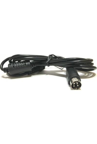 Electroon 4pin Erkek Jak 1.5 mt Adaptör Kablo