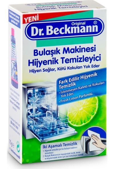 Dr. Beckmann Bulaşık Makinesi Temizleyici 75 gr