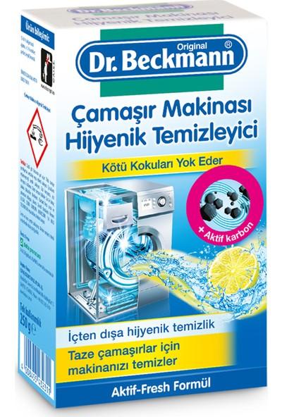 Dr. Beckmann Aktif Karbonlu Toz Çamaşır Makinesi Temizleyici 250 gr