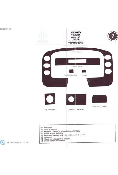 Meriç Ford Transit Maun Kaplama 1995-1997 7 Parça