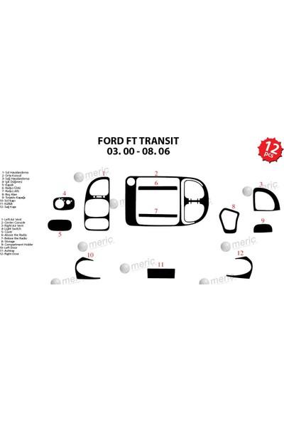 Meriç Ford Transit Maun Kaplama 2000-2006 12 Parça