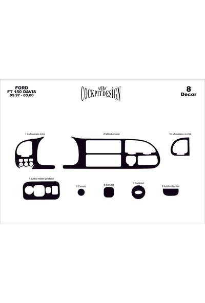 Meriç Ford Transit Maun Kaplama 1997-2000 8 Parça