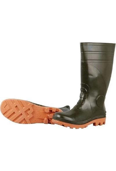 Gezer Çelik Burunlu Çizme