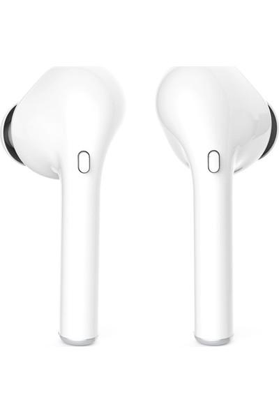 Jwmaster T500 Mikrofonlu True Wireless Bluetooth Kulaklık Beyaz