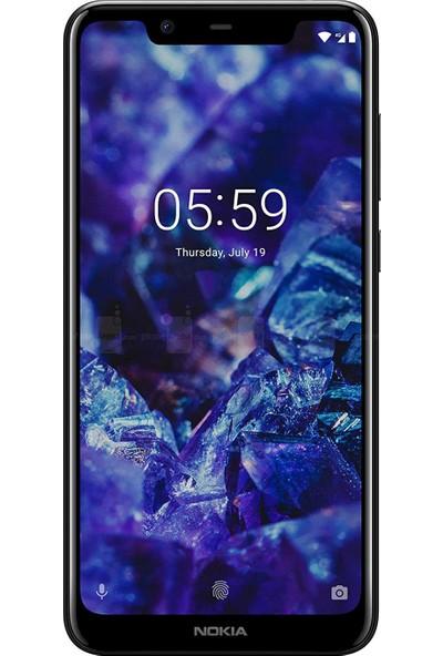 Dafoni Nokia 5.1 Plus Nano Glass Premium Cam Ekran Koruyucu