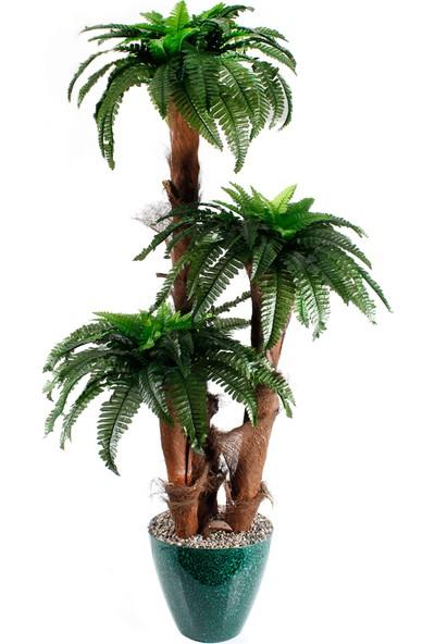 Bappay Yapay Palmiye Ağacı Dekoratif Palmiye Ağaç