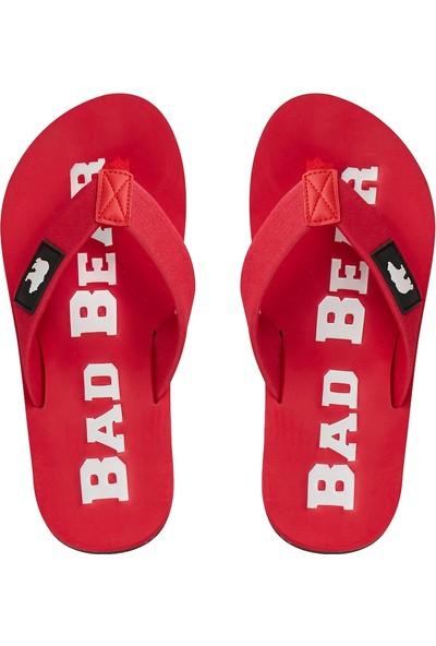 Bad Bear 18.01.19.007 July Red Erkek Terlik 40-41 Kirmizi