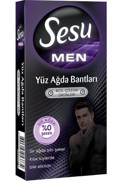 Sesu Yüz Ağda Bandı For Men 20'li