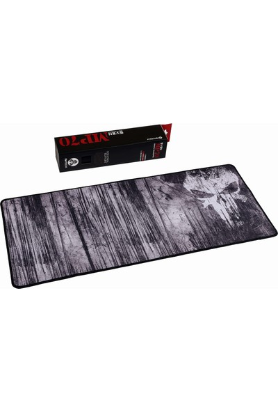 Gaming Oyuncu mousepad Oyuncu 70*30 3mm XL Boy Punisher Modeli