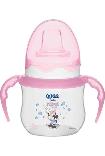 Wee Baby Disney Akıtmaz Suluk 125ML 187