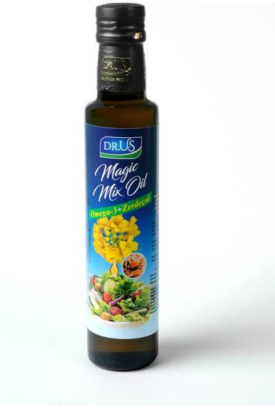 Dr.Us Magic Mix Oil Omega - 3 + Zerdeçal Kanola Yağı 250 ml