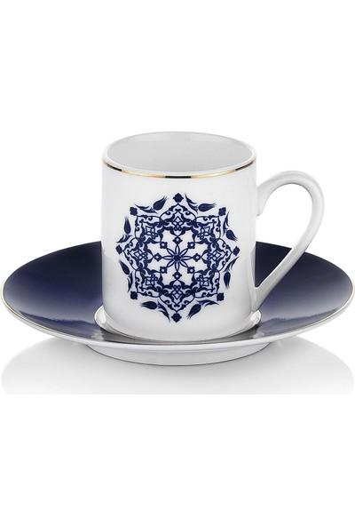 Schafer Marine Elegance Kahve Fincanı ve Tabağı - 2 Parça