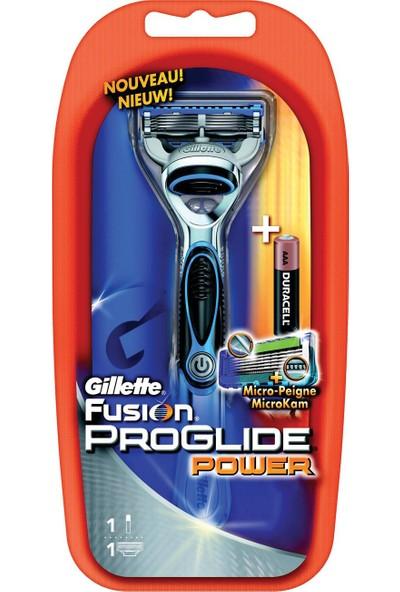 Gillette Fusion ProGlide Power Tıraş Makinesi