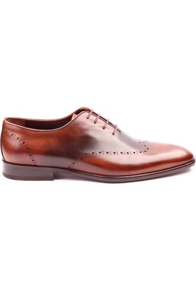 Bruno Shoes 8879K Klasik Erkek Kösele Ayakkabı