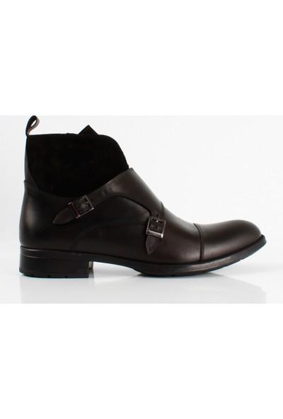 Bruno Shoes 2708 Erkek Kaucuk Taban Bot