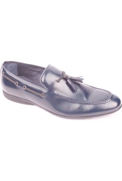 Bruno Shoes 1668Ka Erkek Günlük Deri Kaucuk Taban Ayakkabı