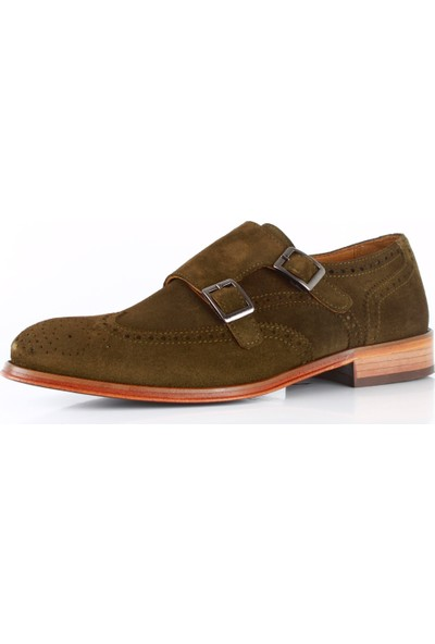 Bruno Shoes 61234K Erkek Kösele Ayakkabı