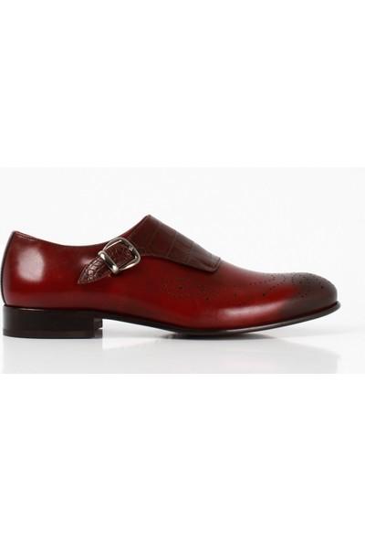 Bruno Shoes 61161K Klasik Erkek Kösele Taban Ayakkabı