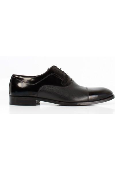 Bruno Shoes 6155K Klasik Erkek Kösele Taban Ayakkabı