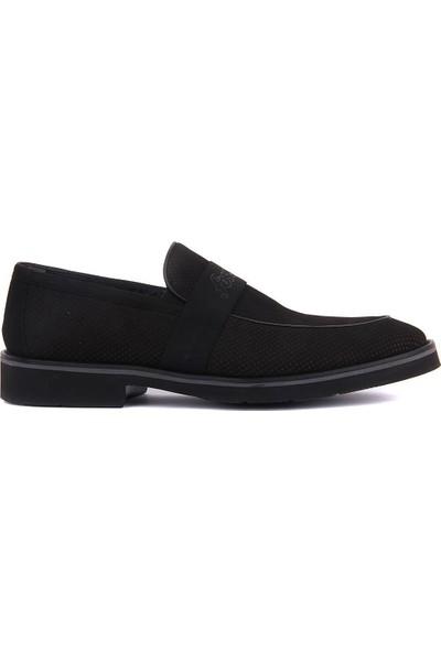 Sail Laker's Fosco Siyah Nubuk Erkek Günlük Ayakkabı