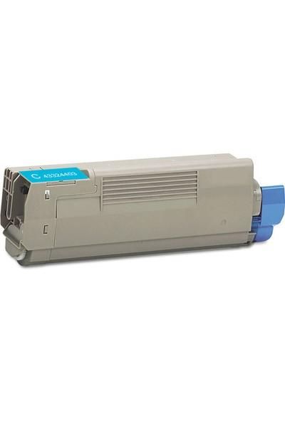 EndlessPrint Oki C5500/ C5650/ C5750 Muadil Toner Mavi