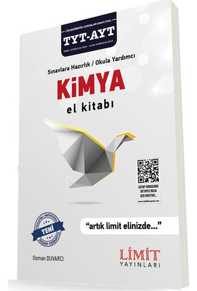 Limit Yayınları Tyt-Ayt Kimya El Kitabı (Konu Anlatım) - Osman Duvarcı