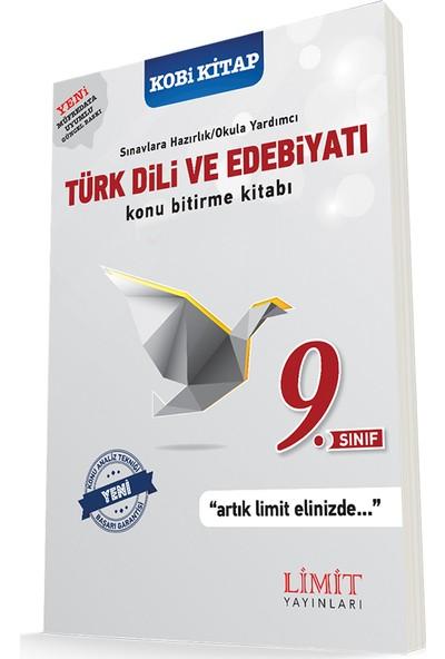 Limit Yayınları 9. Sınıf Edebiyat Konu Bitirme Kitabı - Feyzullah Çelikbağ - Mehmet Saylan
