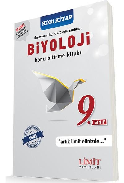 Limit Yayınları 9. Sınıf Biyoloji Konu Bitirme Kitabı - İbrahim Torcan