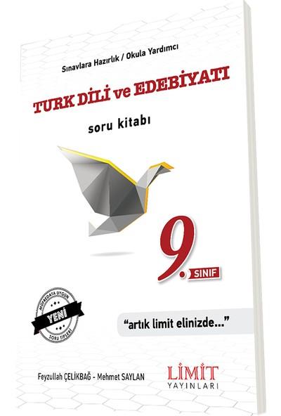 Limit Yayınları 9. Sınıf Edebiyat Soru Bankası - Feyzullah Çelikbağ - Mehmet Saylan