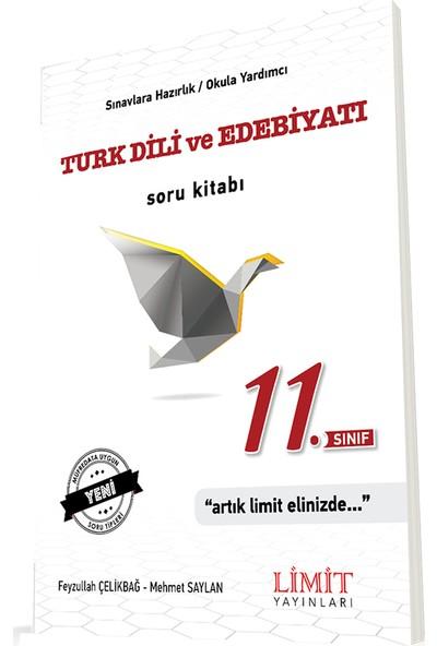 Limit Yayınları 11. Sınıf Edebiyat Soru Bankası - Feyzullah Çelikbağ - Mehmet Saylan
