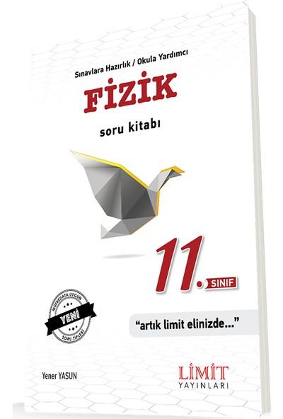 Limit Yayınları 11. Sınıf Fizik Soru Bankası - Yener Yasun