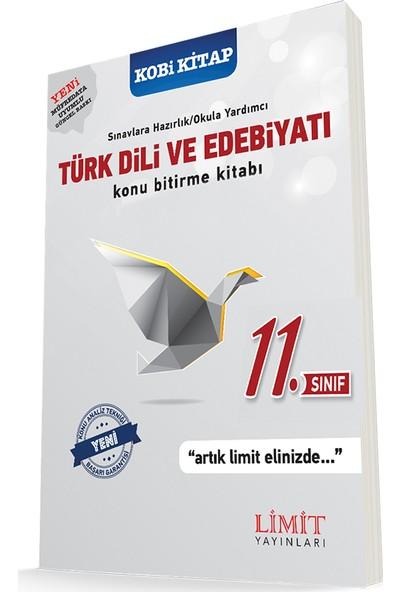 Limit Yayınları 11. Sınıf Edebiyat Konu Bitirme Kitab - Feyzullah Çelikbağ - Mehmet Saylan