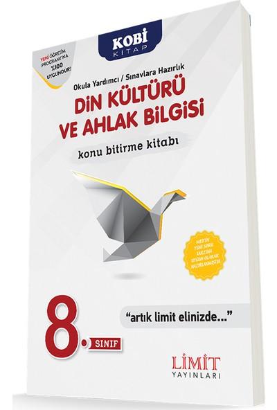 Limit 8. Sınıf Din Kültürü Ve Ahlak Bilgisi Konu Bitirme Kitabı