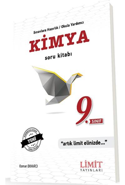 Limit Yayınları 9. Sınıf Kimya Soru Bankası - Osman Duvarcı