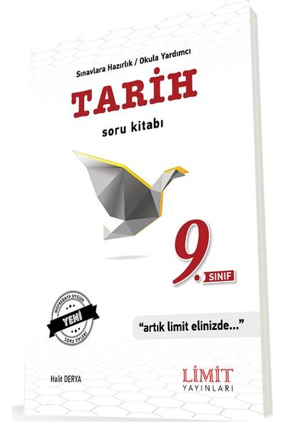 Limit Yayınları 9. Sınıf Tarih Soru Bankası - Halit Derya