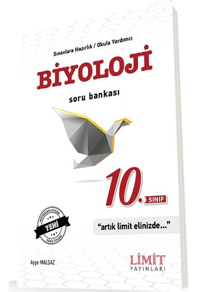 Limit 10. Sınıf Biyoloji Soru Bankası - Ayşe Malgaz