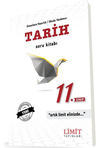 Limit 11. Sınıf Tarih Soru Bankası - Tahsin Aydın