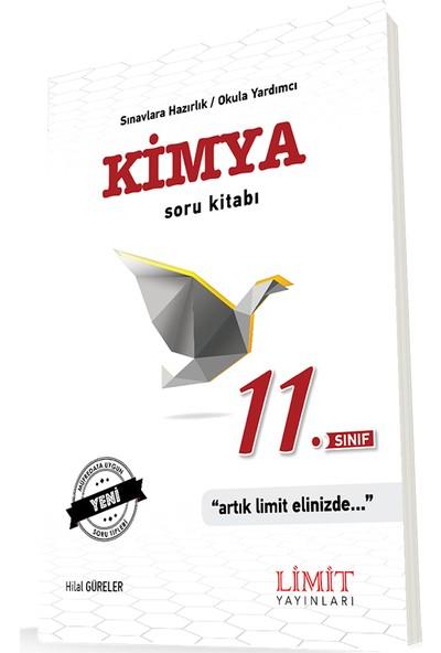 Limit Yayınları 11. Sınıf Kimya Soru Bankası - Hilal Güreler