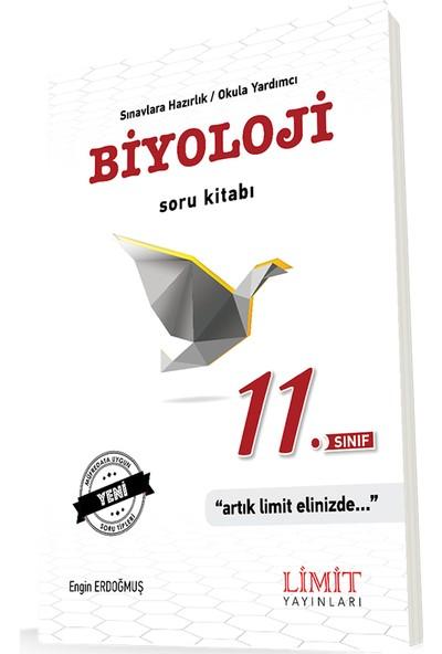 Limit Yayınları 11. Sınıf Biyoloji Soru Bankası - Engin Erdoğmuş