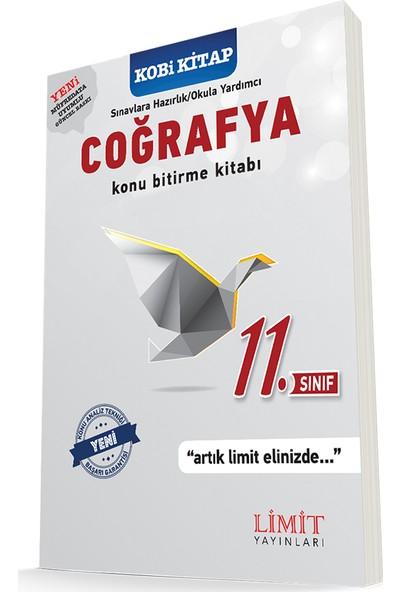 Limit Yayınları 11. Sınıf Coğrafya Konu Bitirme Kitabı - Kadir Üçpınar - Cüneyt Kösten